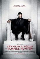Abraham Lincoln Vampire Hunter - White Poster