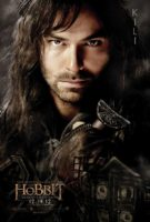 Aidan Turner is Kili