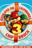 Alvin and the Chipmunks: Chipwrecked - German - Chipbruch