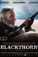 Blackthorn - French Poster