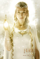 Cate Blanchett is Galadriel