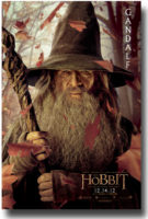 Ian McKellen is Gandalf