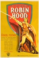 The Adventures of Robin Hood - Italian Poster