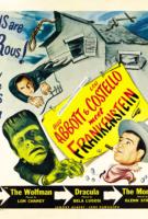 Abbott & Costello Meet Frankenstein Banner