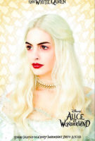 Alice in Wonderland - White Queen