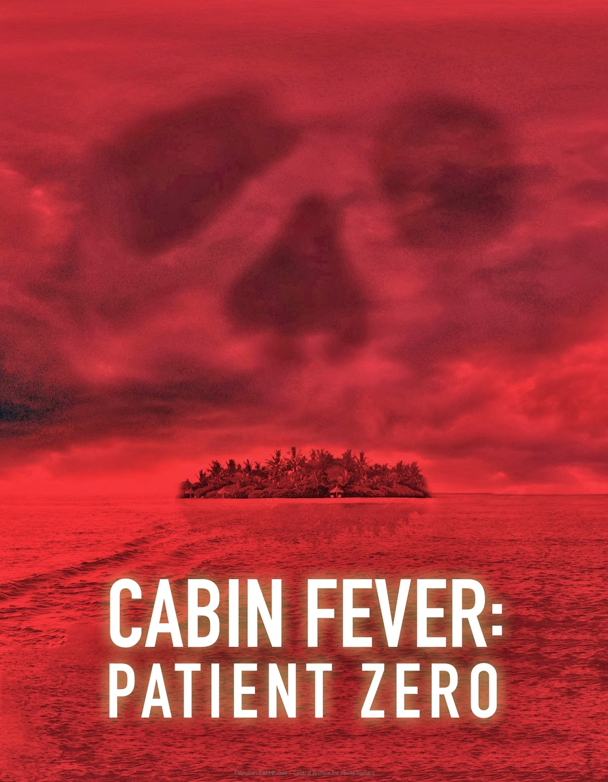 Movie Poster Cabin Fever Patient Zero On Cafmp