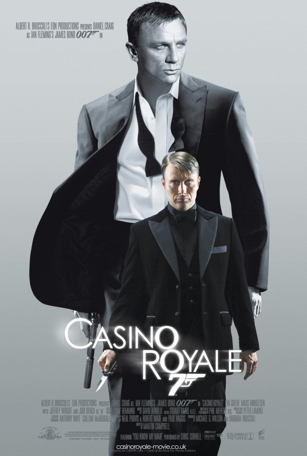 Amusing Mads mikkelsen casino royale think