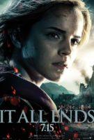 Emma Watson is Hermione Granger