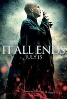 Ralph Fiennes is Lord Voldemort
