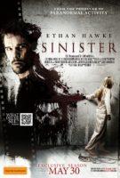 Sinister - Ethan Hawke is Ellison Oswalt