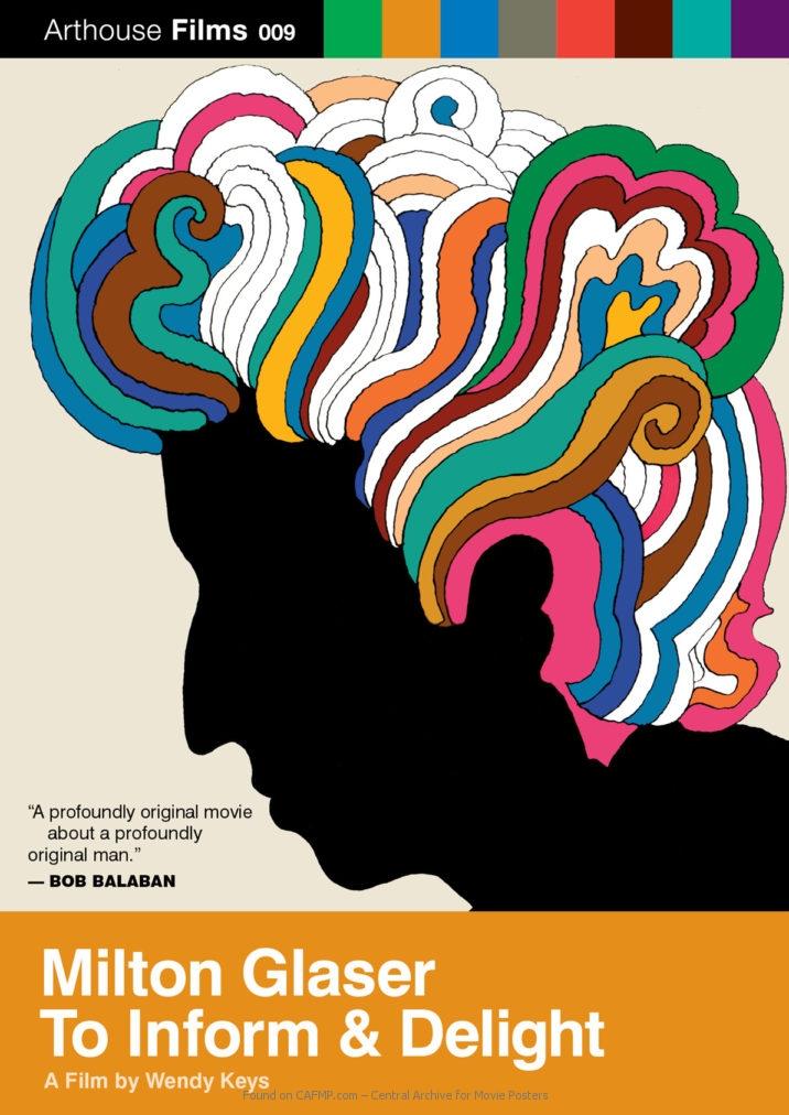 Movie Poster »Milton Glaser: To Inform & Delight« on CAFMP