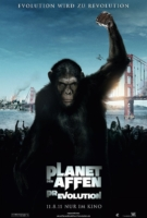 Rise of the Planet of the Apes - German - Planet der Affen Prevolution