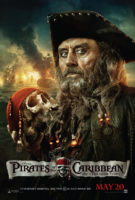 Ian McShane is Blackbeard