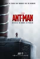 Ant Man on Thors Hammer