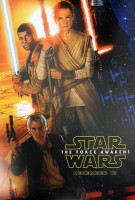 Star Wars Episode VII: The Force Awakens - Movie Poster