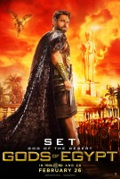 Gods of Egypt Character Poster Set