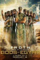 Gods of Egypt Character Poster Thoth