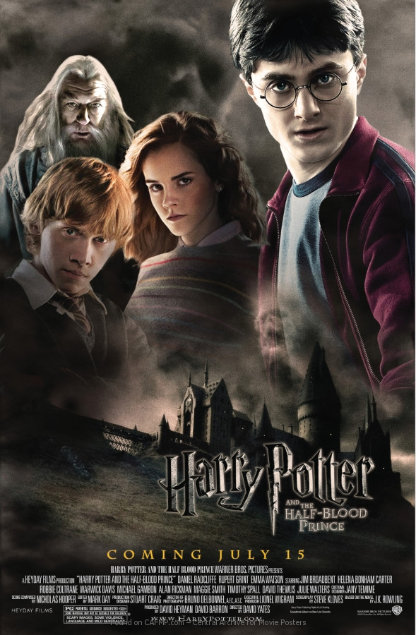 Harry Potter and the HalfBlood Prince YIFY subtitles