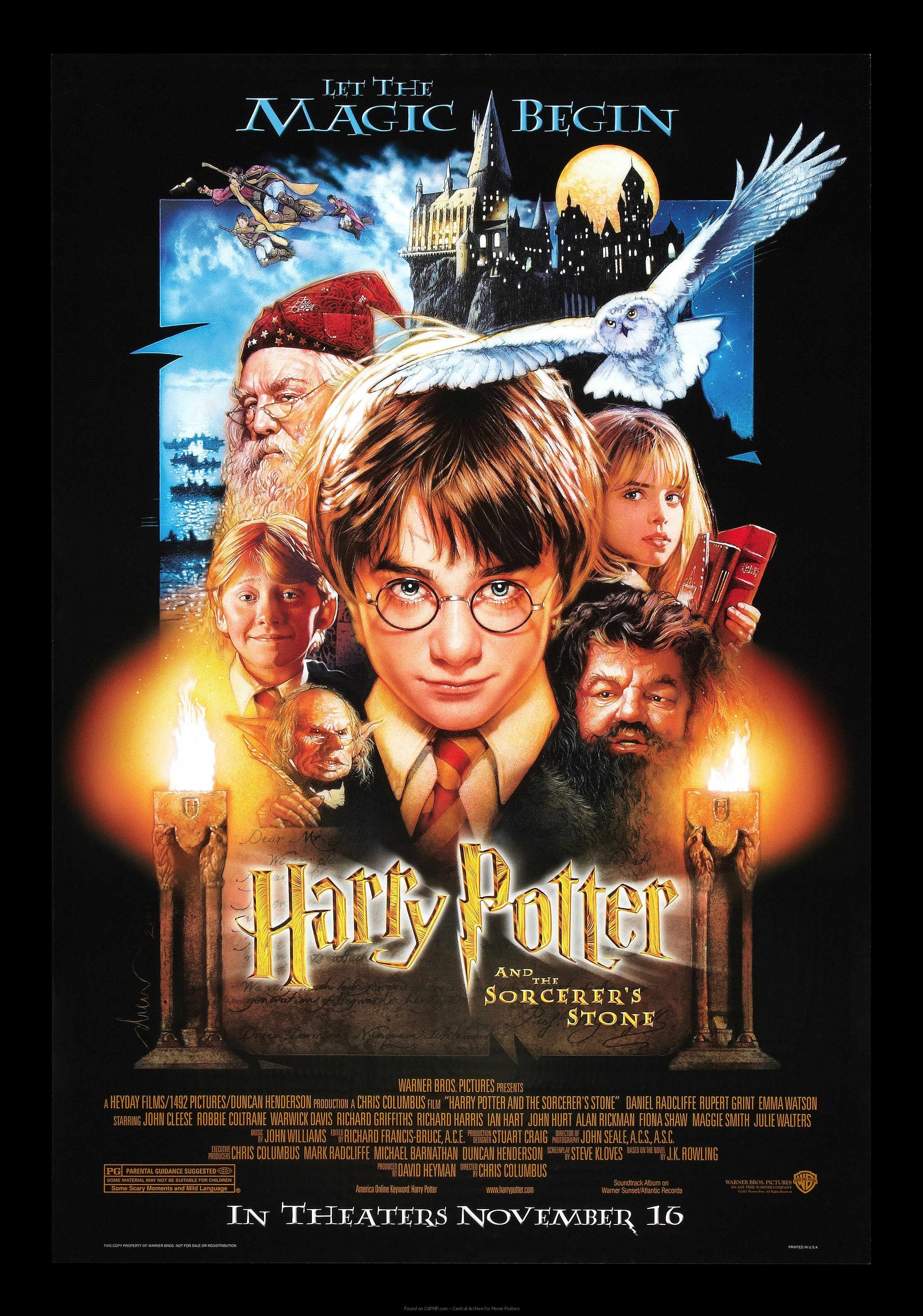essay harry potter and the sorcerers stone