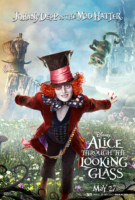 Alice Through the Looking Glass - Character - Johnny Depp as The Mad Hatter