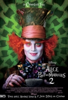 Alice Through the Looking Glass - French - Alice Au Pays Des Merveilles 2