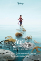 Alice Through the Looking Glass - German - Hinter den Spiegeln