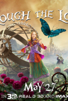 Alice Through the Looking Glass - Wide Banner