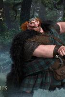 Brave - King Fergus