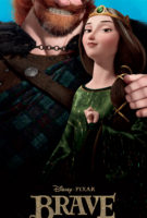 Brave - King Fergus and Queen Elinor
