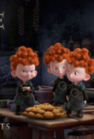 Brave - The Triplets