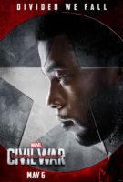 Captain America 3 - Civil War - Black Panther