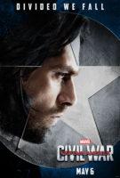 Captain America 3 - Civil War - Winter Soldier