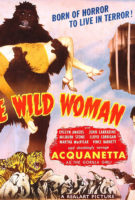 Captive Wild Woman - Banner
