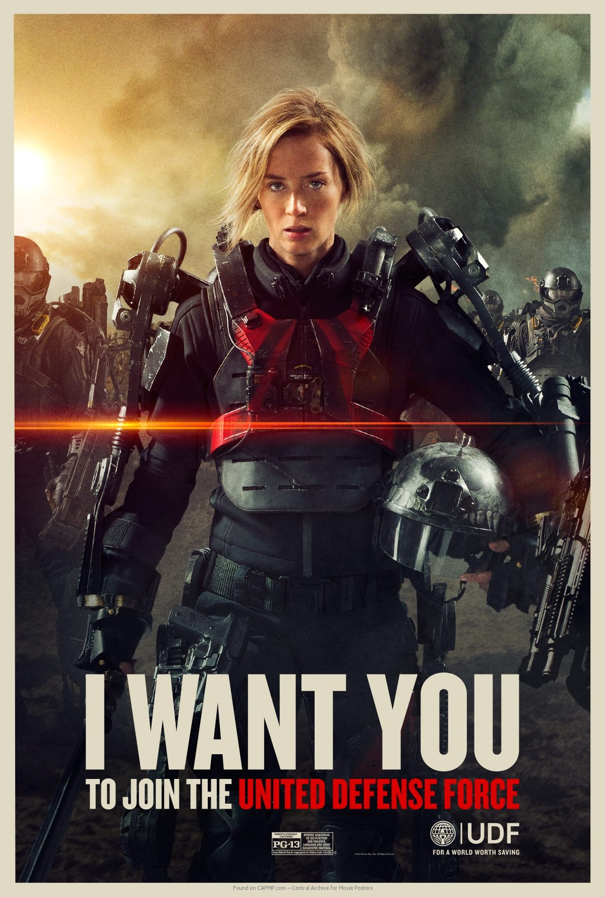 Movie Poster »I Want You« On CAFMP