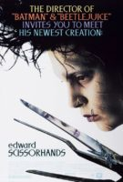 Johnny Depp is Edward Scissorhands
