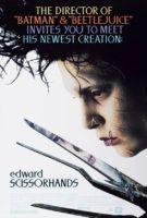 Johnny Depp is Edward Scissorhands