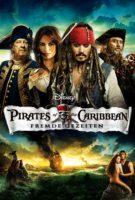 Pirates of the Caribbean - On Stranger Tides - German Poster