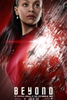 Star Trek - Beyond - Zoe Saldana is Uhura