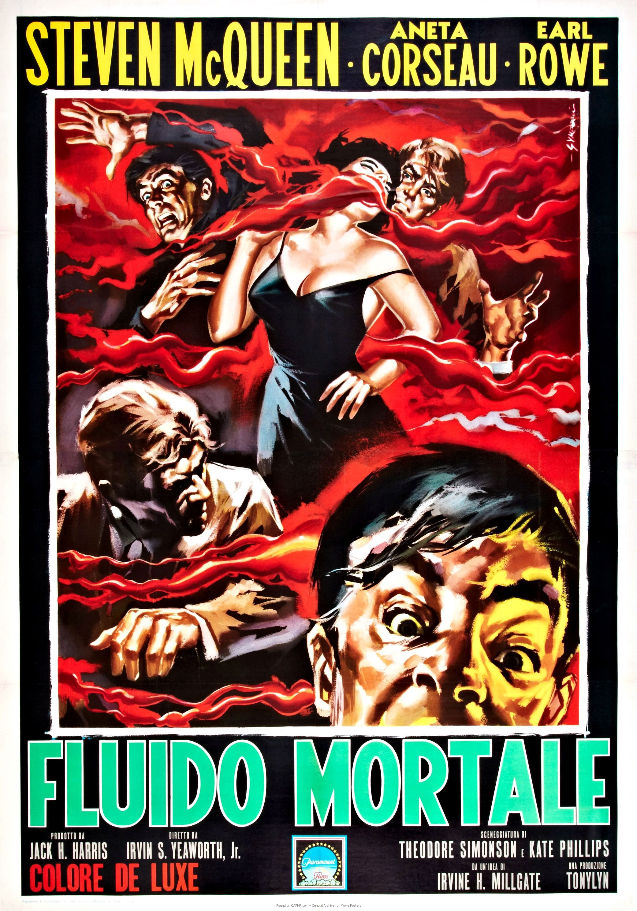movie poster 187fluido mortale171 on cafmp