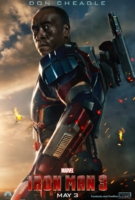 Don Cheadle is Iron Patriot