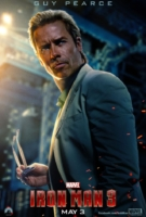 Guy Pearce is Aldrich Killian