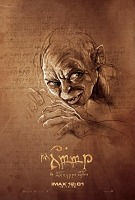 The Hobbit – An Unexpected Journey - Andy Serkis is Gollum
