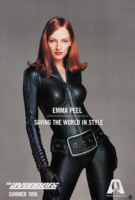 Uma Thurman is Emma Peel